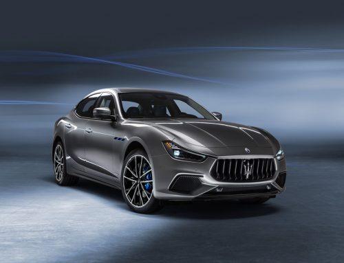 Nasce la nuova Maserati Ghibli Hybrid