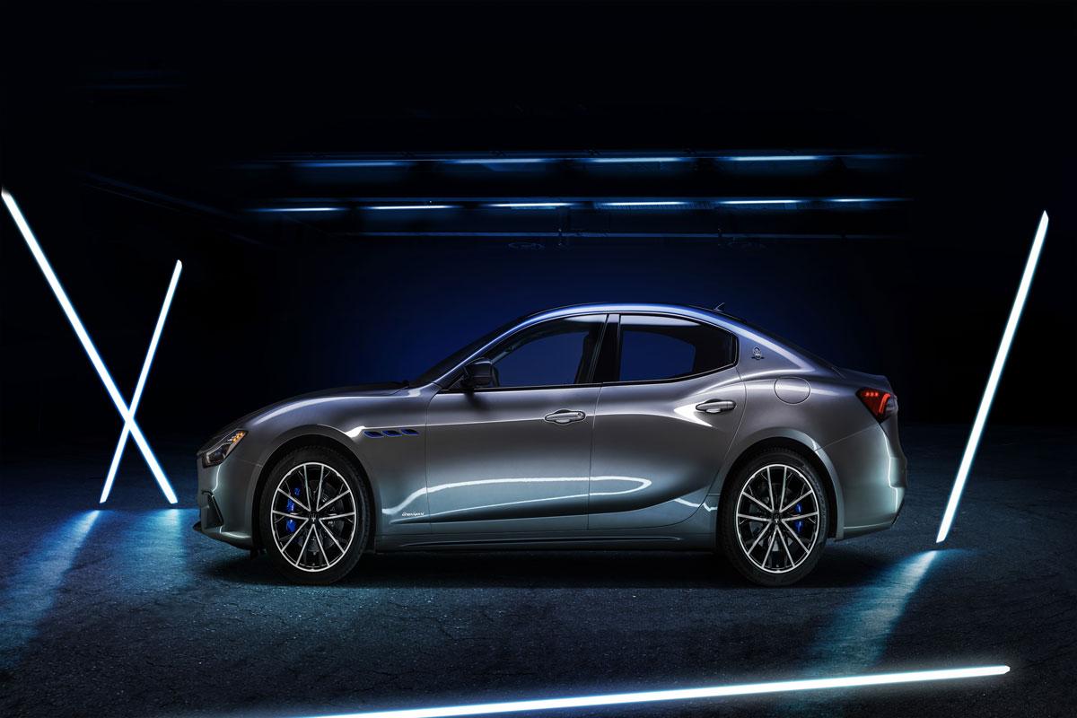 Maserati Ghibli Hybrid Life&People Magazine LifeandPeople.it