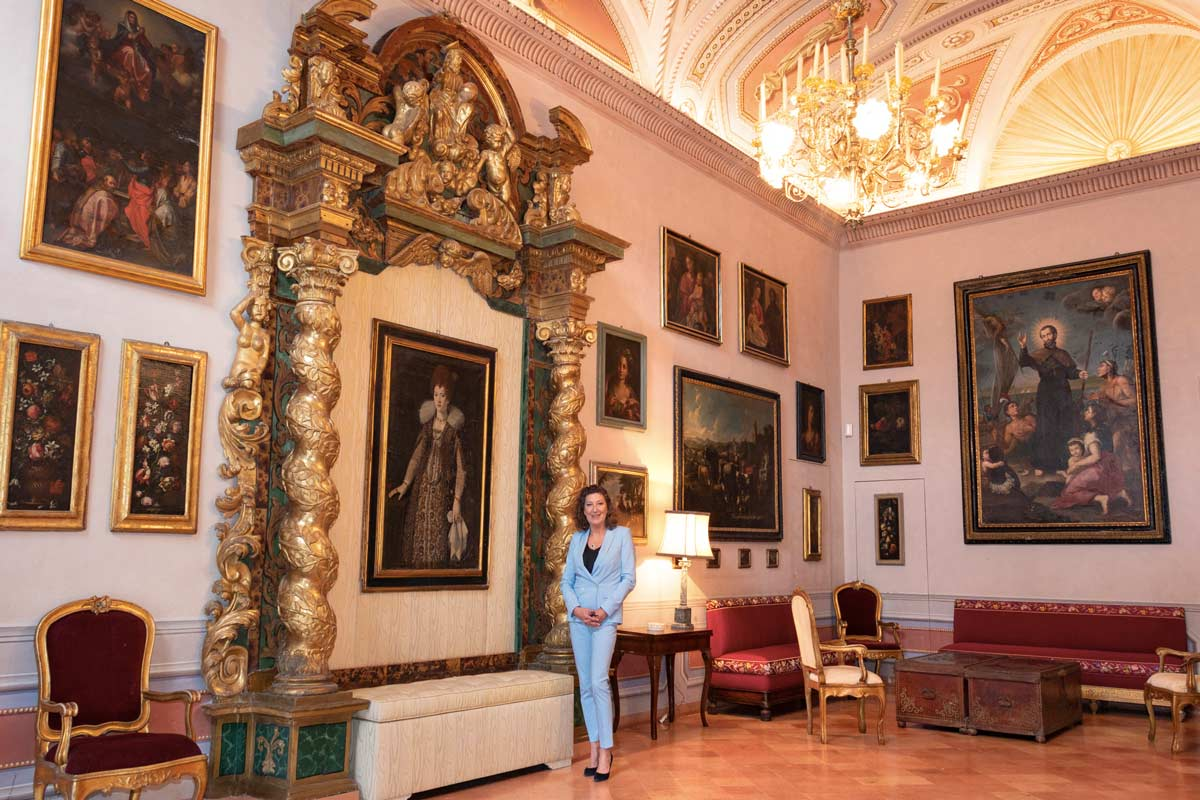 casa leopardi porto recanati contessa Olimpia Leopardi Life&People Magazine LifeandPeople.it
