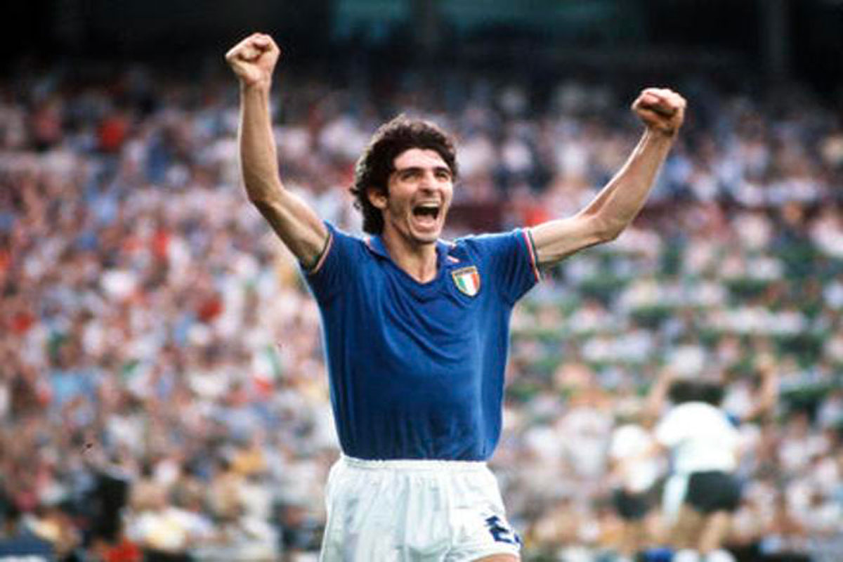 Addio Paolo Rossi Life&People Magazine LifeandPeople.it