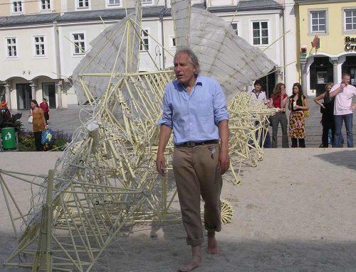 Le sculture cinetiche di Theo Jansen