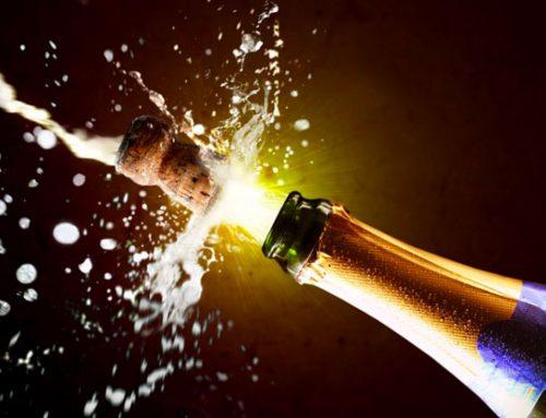 Lenticchie e Champagne per brindare al nuovo anno