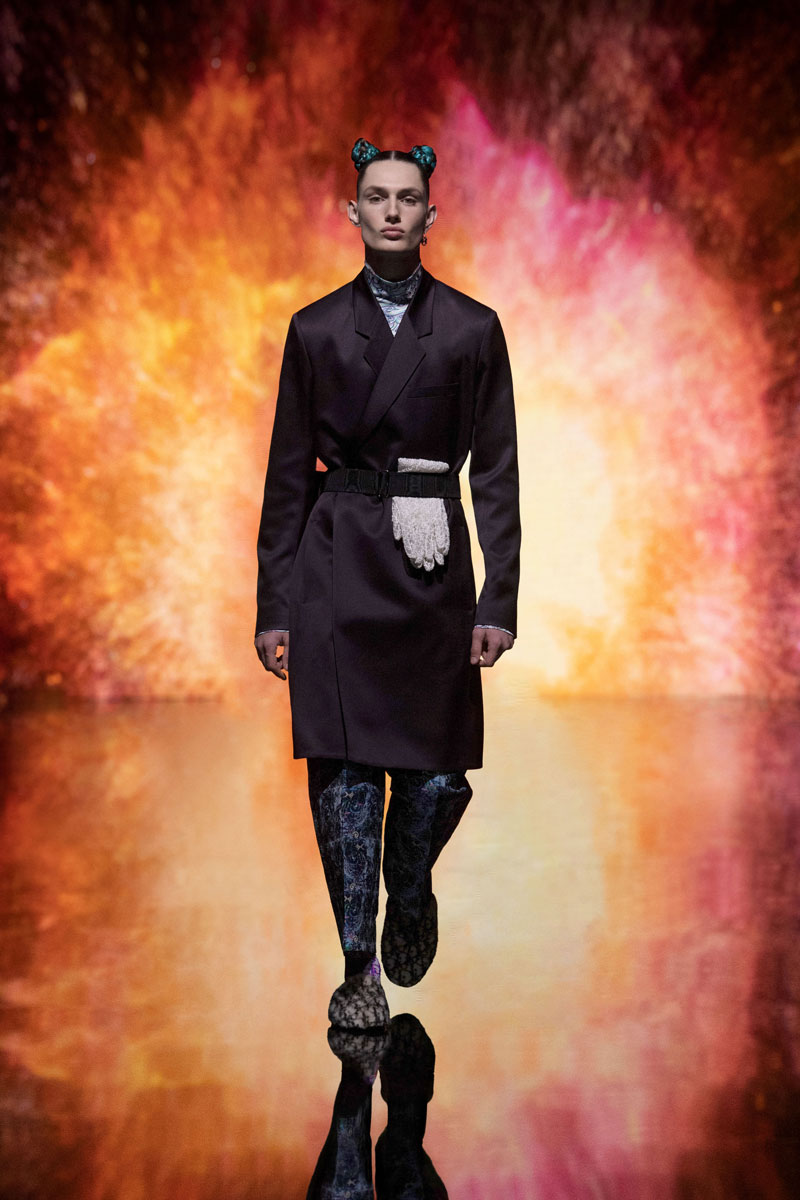 Dior uomo Autunno 2021 Life&People Magazine LifeandPeople.it