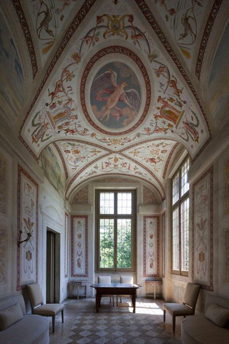 L'interno della Villa Foscari Life&People Magazine LifeandPeople.it