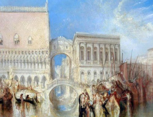 William Turner: Venezia ha derubato il sole