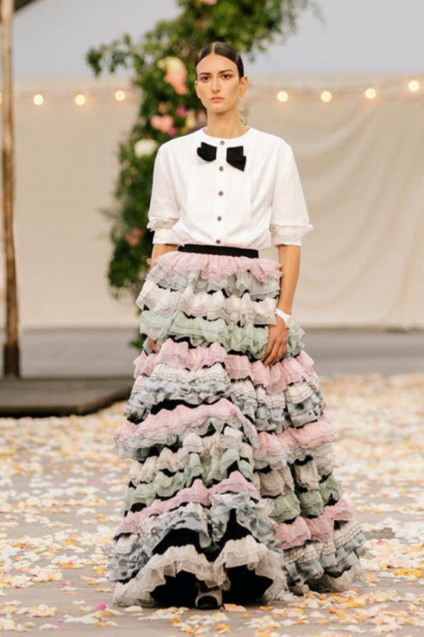 Chanel Haute couture 2021 Life&People Magazine LifeandPeople.it