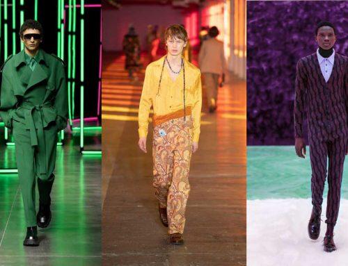 La Milano Fashion Week presenta l'uomo che verrà