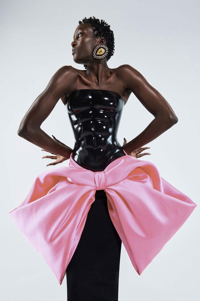 schiaparelli couture 2021 Life&People Magazine LifeandPeople.it