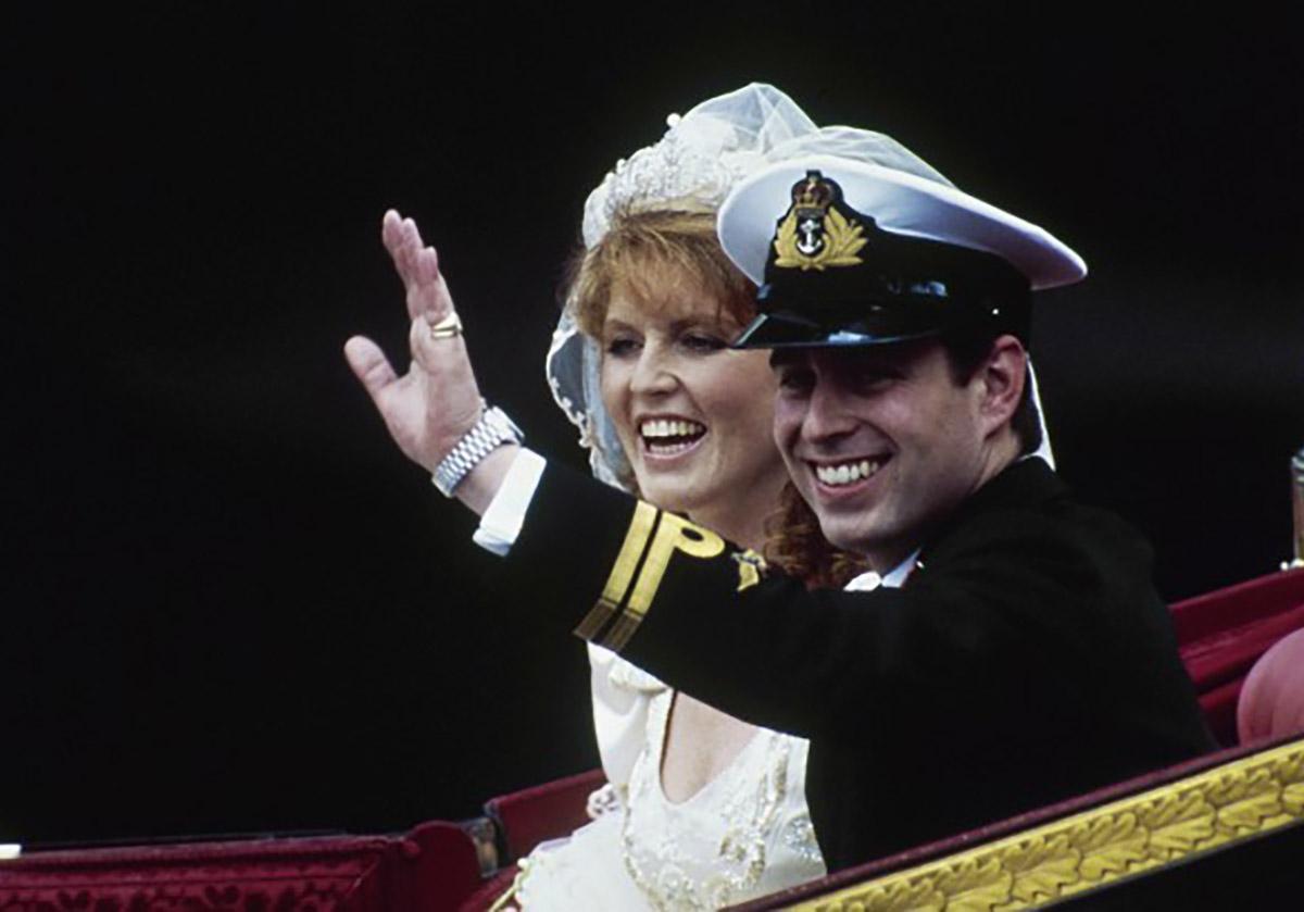 matrimonio Sarah Ferguson, duchessa di York Life&People Magazine LifeandPeople.it