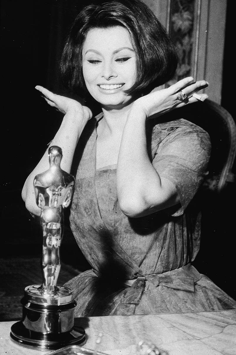 Sophia Loren attrice italiana più bella | Life&People Magazine LifeandPeople.it