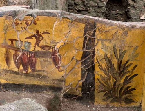 Pompei, viaggio nel termopolio riaffiorato