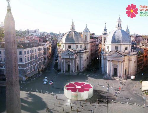 L'Italia rinasce con un fiore: la primula di Stefano Boeri