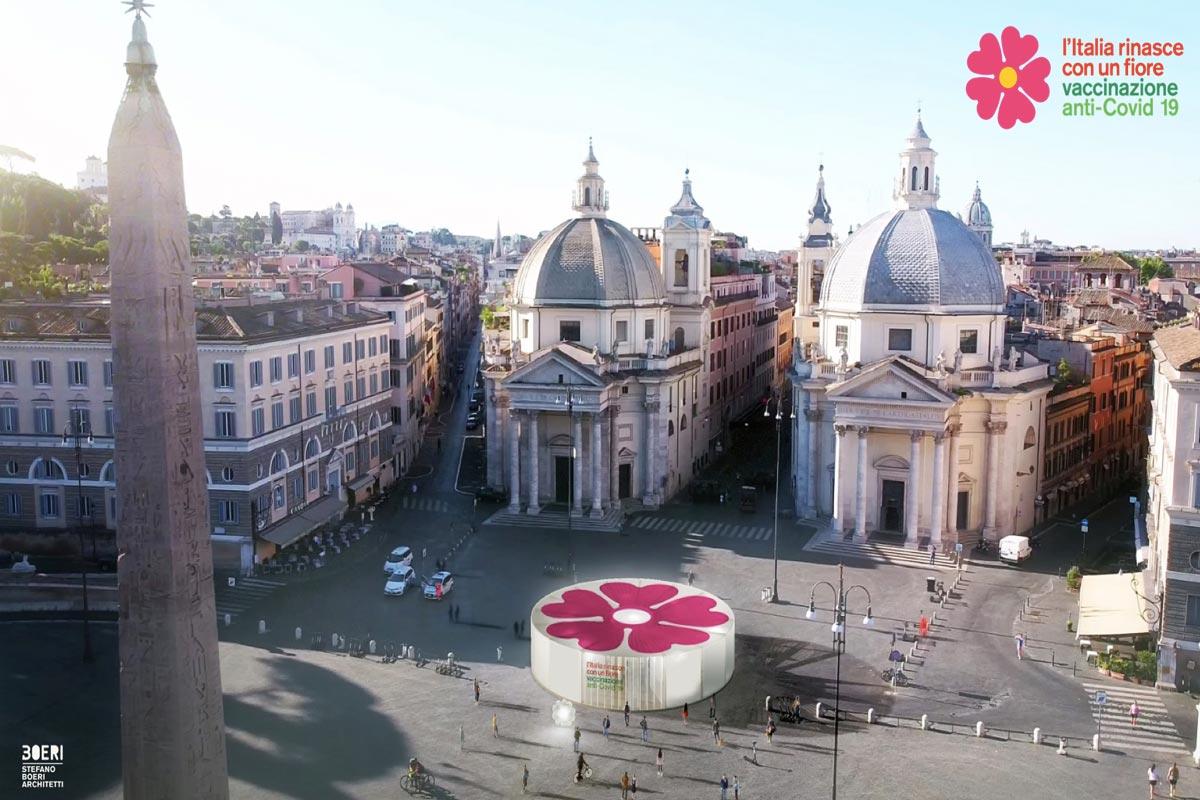 L'Italia rinasce con un fiore di Stefano Boeri Life&People Magazine LifeandPeople.it