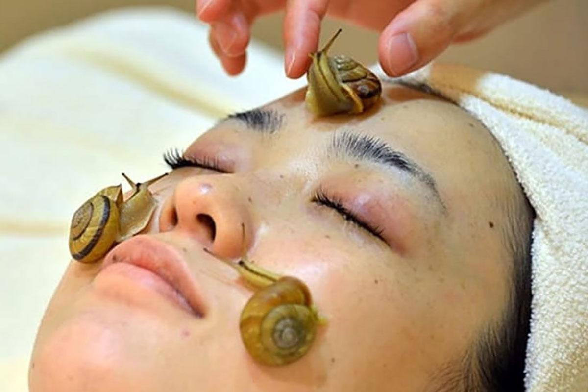 Bava delle lumache trattamento contro l'acne Life&People Magazine LifeandPeople.it