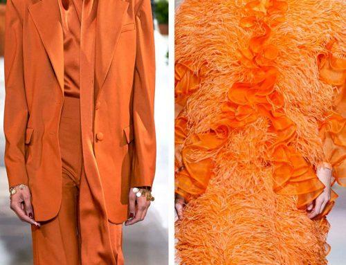 L'arancione: la nuova nuance dell'estate