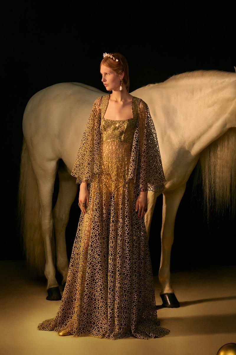 Dior Haute Couture 2021 Life&People Magazine LifeandPeople.it