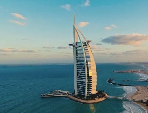 La grande vela di Dubai: un sogno divenuto realtà