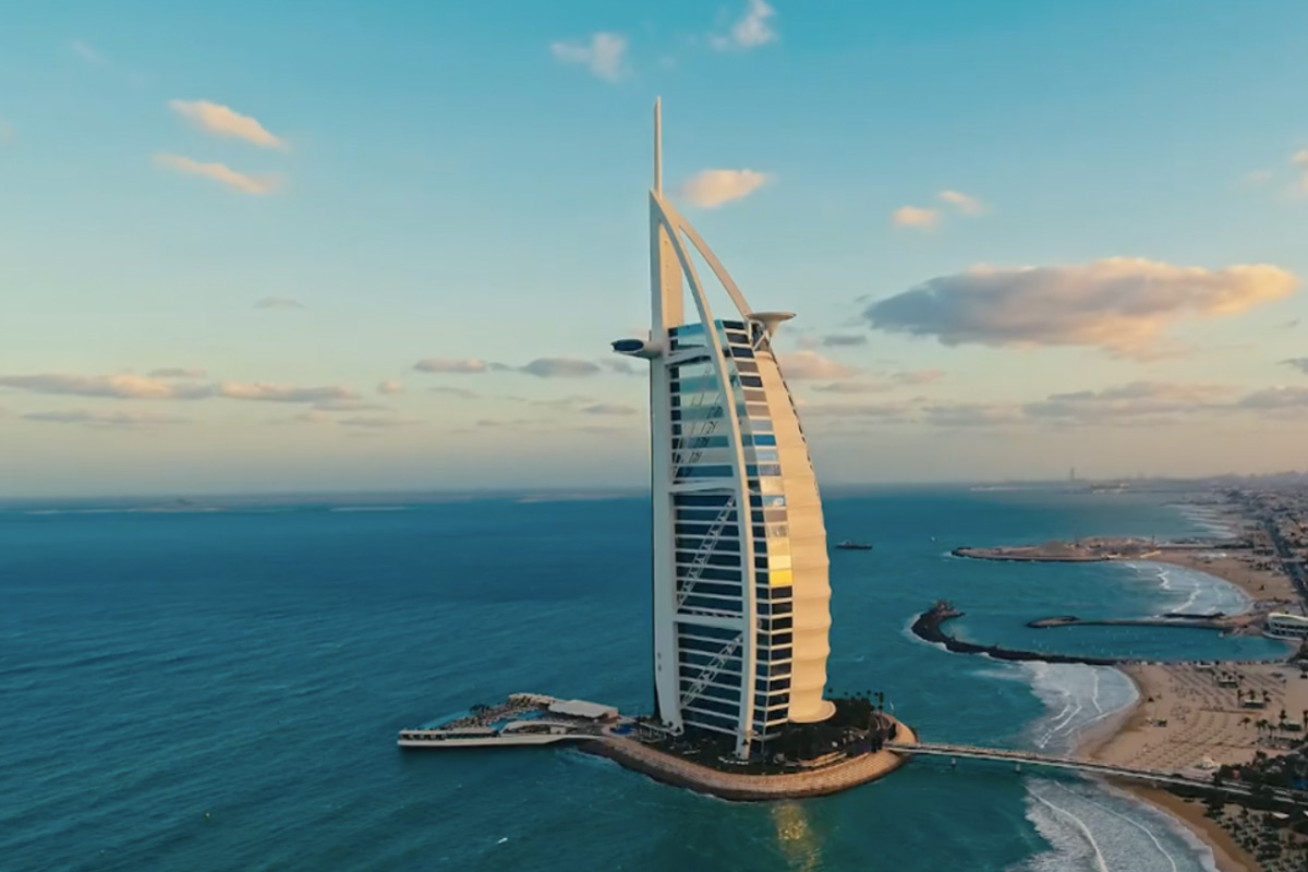 grande vela dubai Life&People LifeandPeople.it