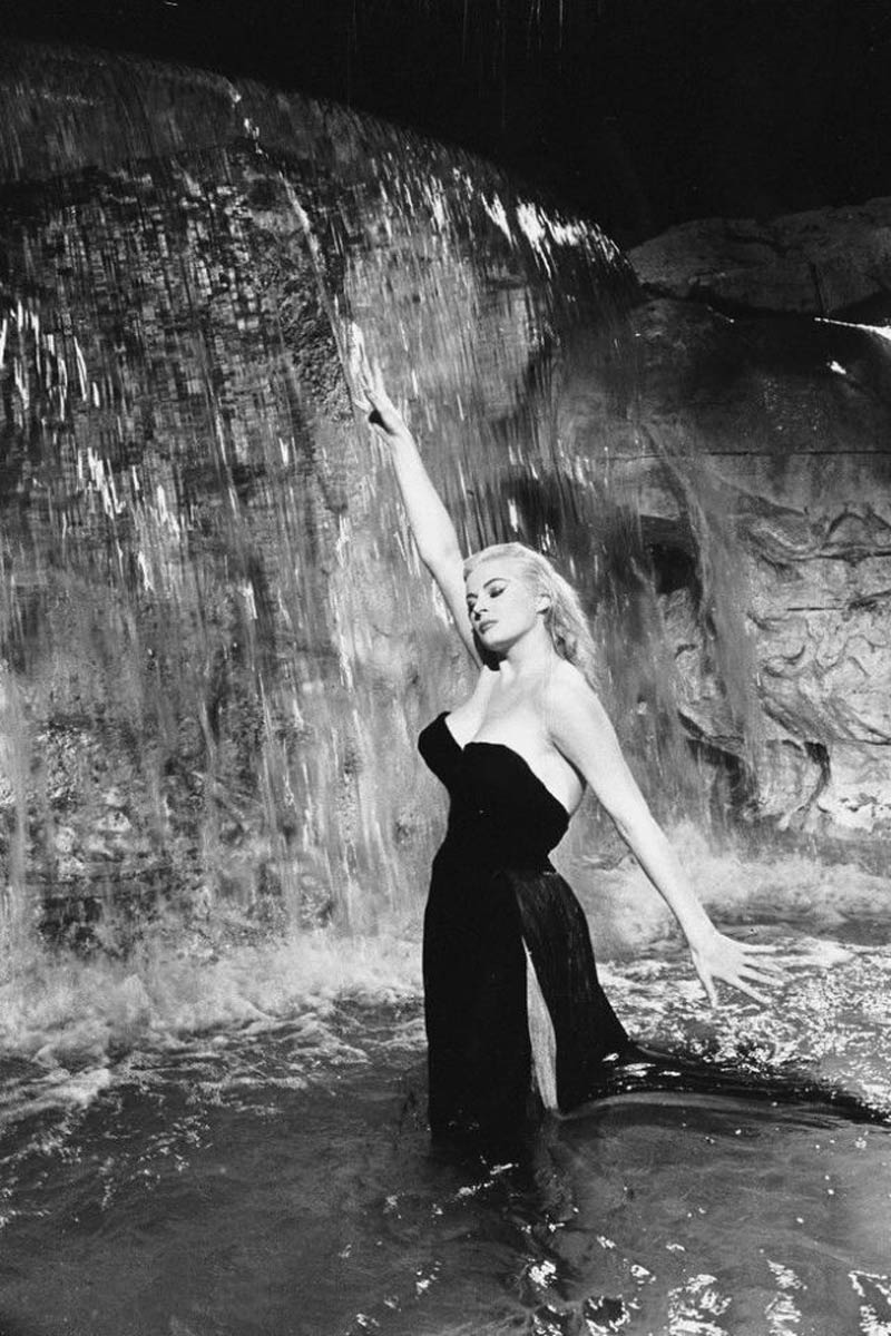 anita ekberg dolce vita Life&People Magazine LifeandPeople.it