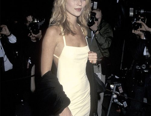 Kate Moss: musa ed emblema del dress-code anni Novanta