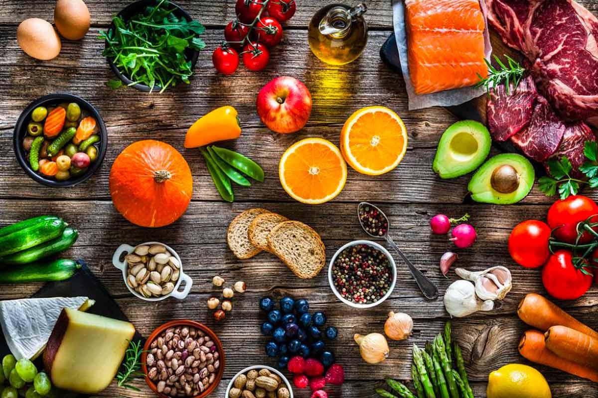 le regole per mangiare sano Life&People Magazine LifeandPeople.it