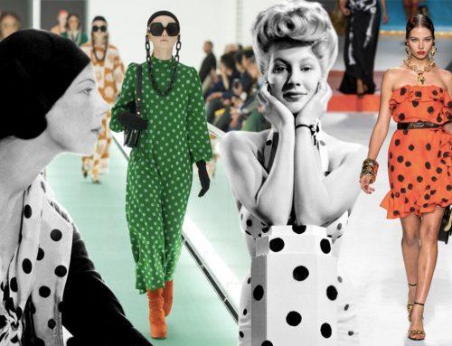 Vestirsi a Pois, la tendenza moda che arriverà