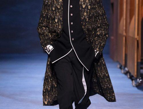Dior una collezione uomo tra arte e moda militare