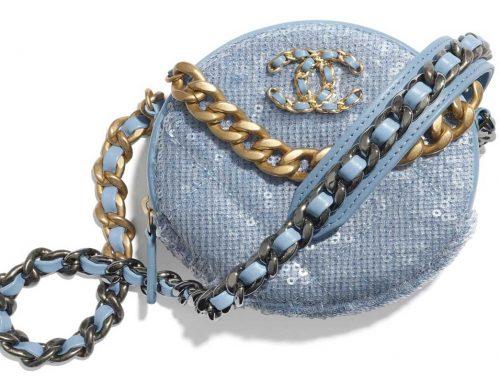Le mini pochette Chanel della collezione Cruise