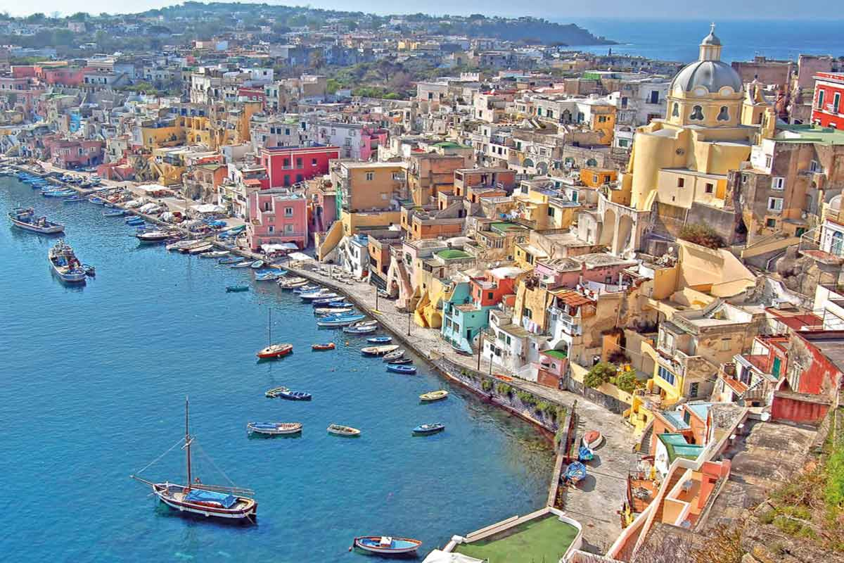 capitale cultura 2022 Procida Life&People Magazine LifeandPeople.it