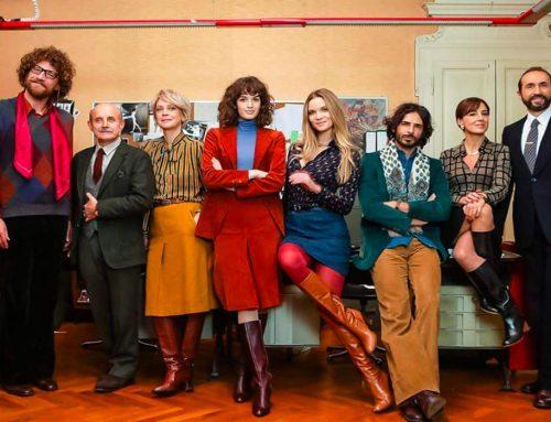 Made in Italy: la serie tv che racconta la moda nella Milano degli anni Settanta