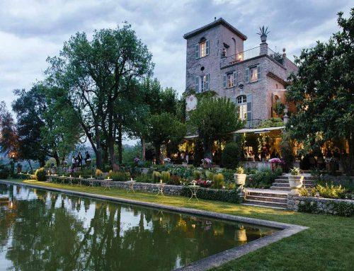 L'incantevole Château de La Colle Noire della Maison Dior