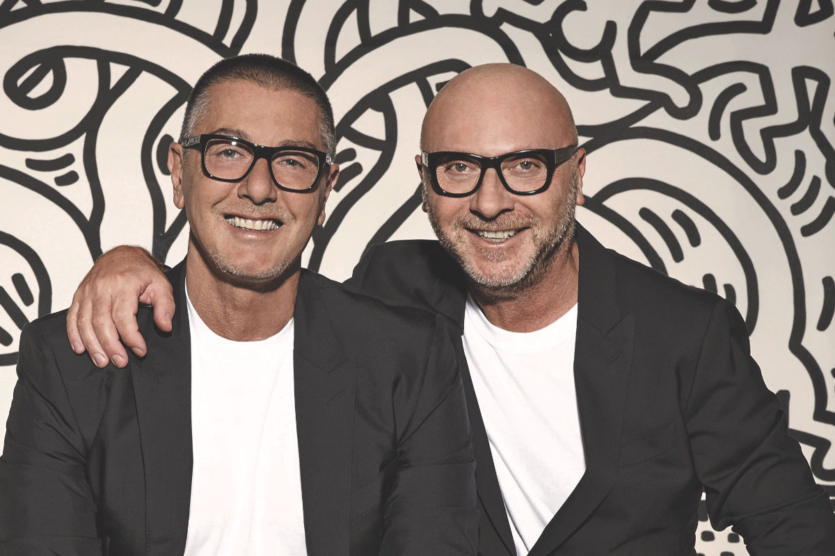 Domenico Dolce Stefano Gabbana Life&People Magazine LifeandPeople.it