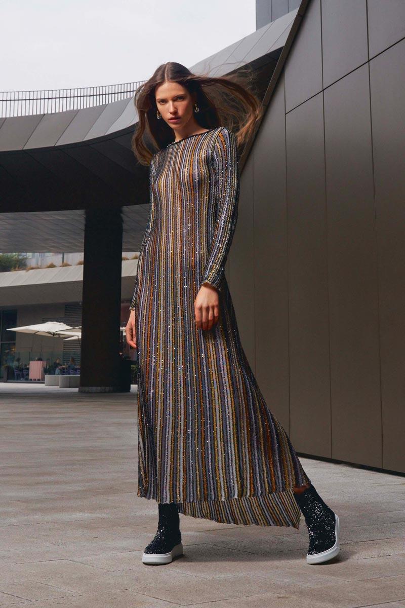 Missoni Milano Fashion Week fw 2021 2022 Life&People Magazine LifeandPeople.it