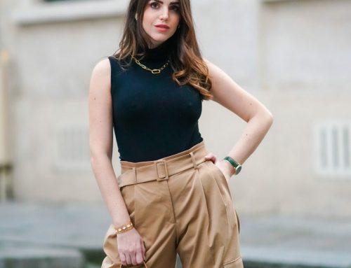 I pantaloni cargo tornano di moda per la primavera estate