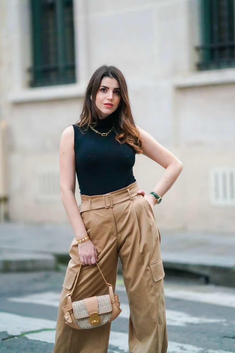 pantaloni cargo moda Life&People Magazine LifeandPeople.it