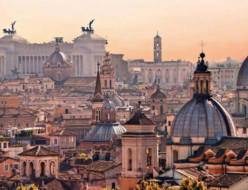 Roma: una piccola città mediterranea