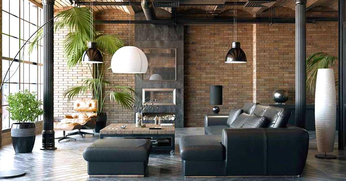 arredare casa in stile industriale Life&People Magazine LifeandPeople.it