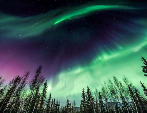 Le aurore boreali: un surreale spettacolo della natura