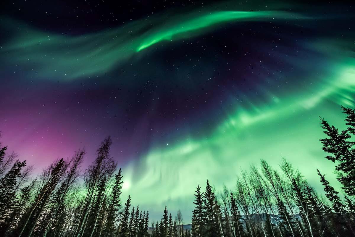 periodo e luoghi in cui vedere le aurore boreali | Life&People Magazine LifeandPeople.it