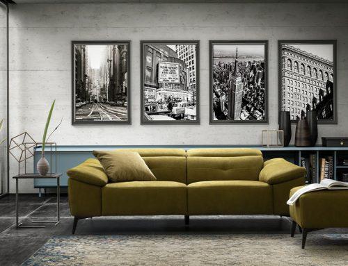 Dondi Salotti: gli stili di tendenza del divano