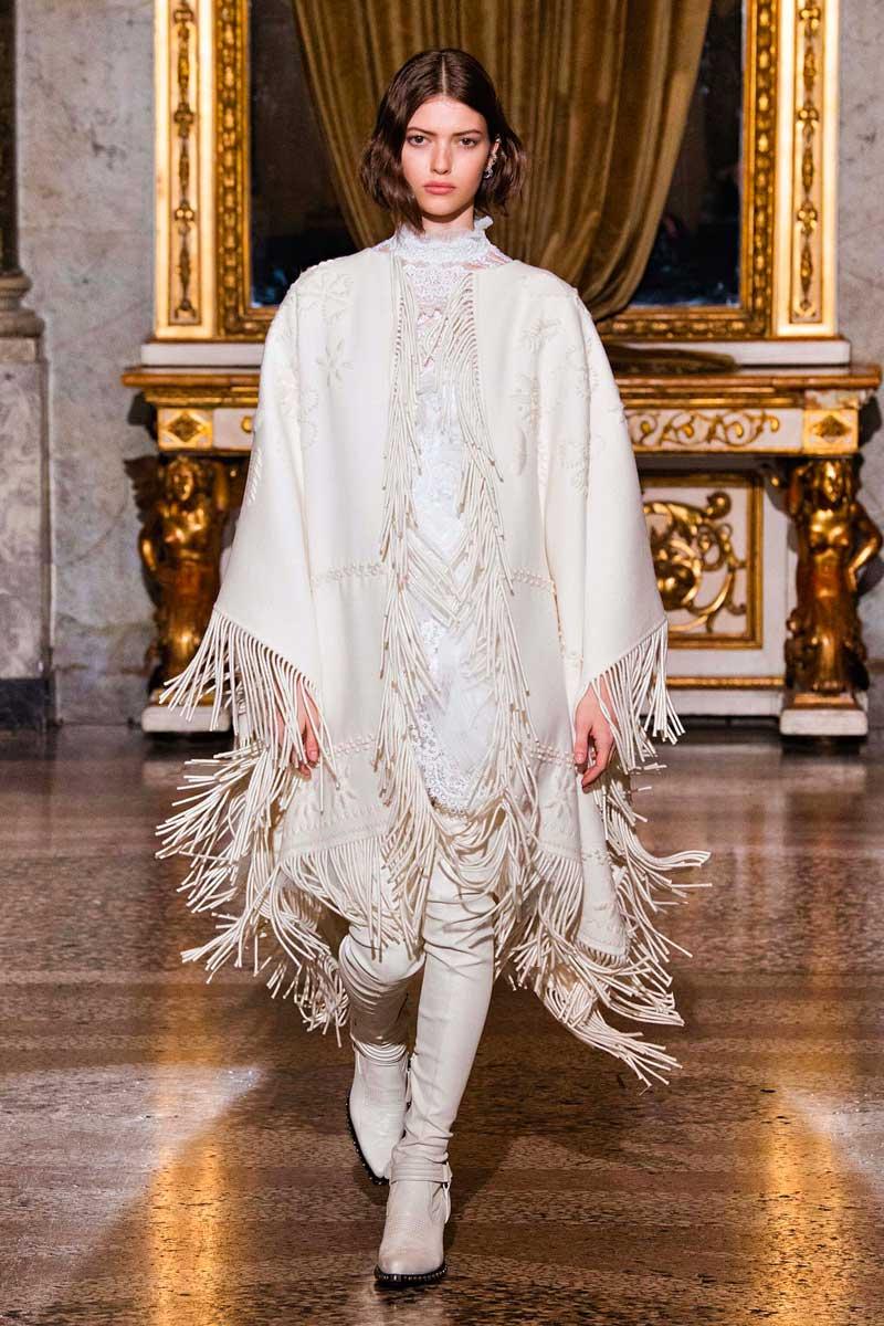 Scervino Fashion Week fw 2021 2022 Life&People Magazine LifeandPeople.it