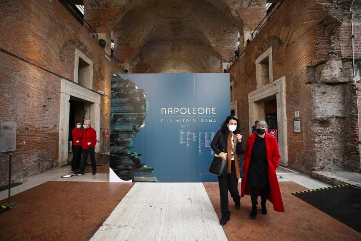 Napoleone Roma mostra Life&People Magazine LifeandPeople.it