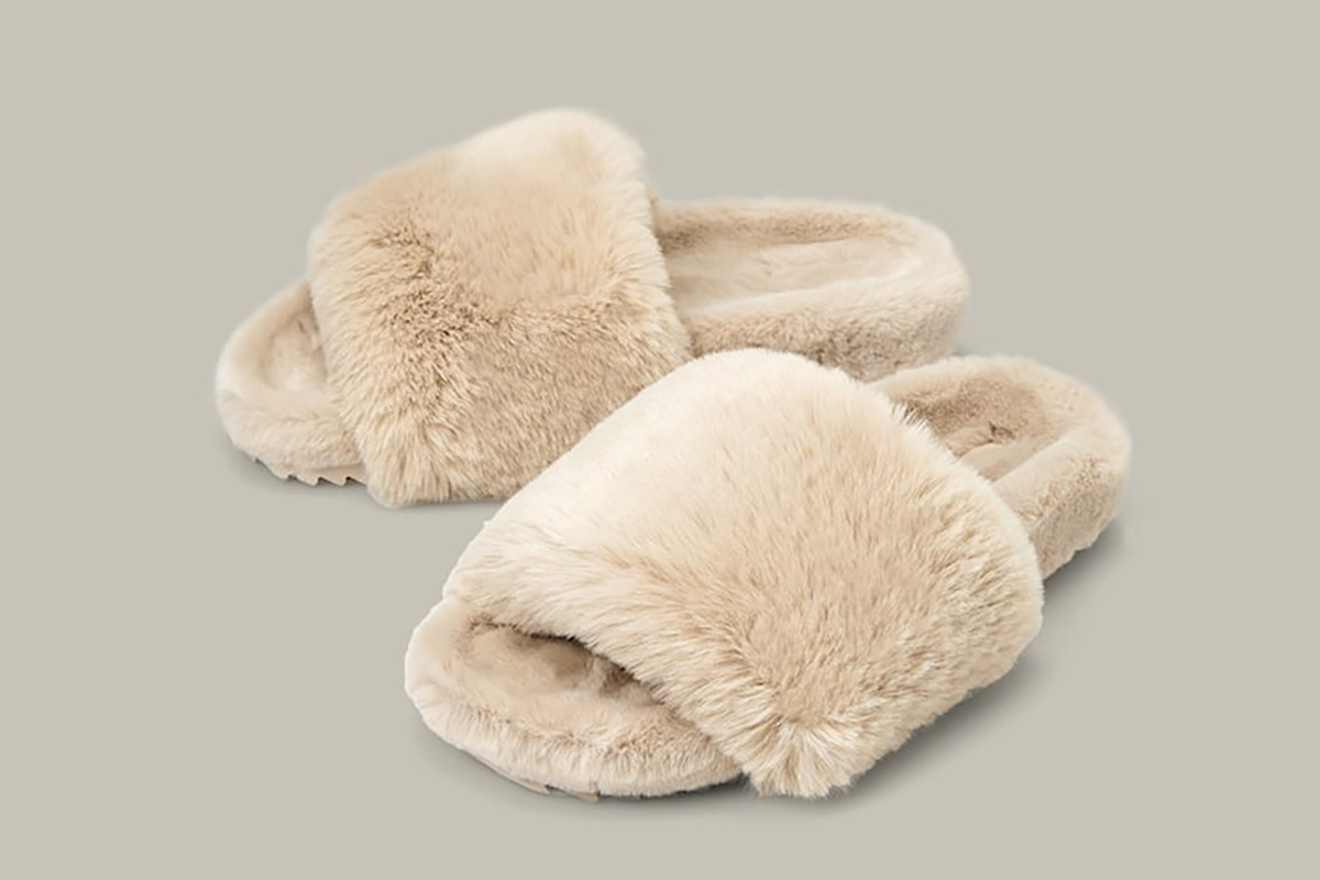 Pantofole peluches inverno Life&People Magazine LifeandPeople.it