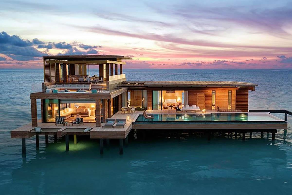 Waldorf Astoria Maldive Life&People Magazine LifeandPeople.it