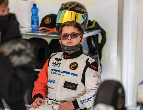 Adriano Roggero, il dodicenne che sfreccia senza limiti