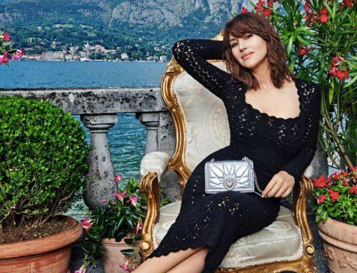 Monica Bellucci presenta la Devotion bag Dolce e Gabbana