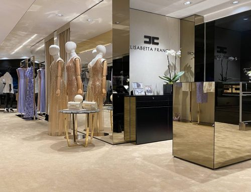 Elisabetta Franchi nuova apertura di una lussuosa boutique a Monte Carlo