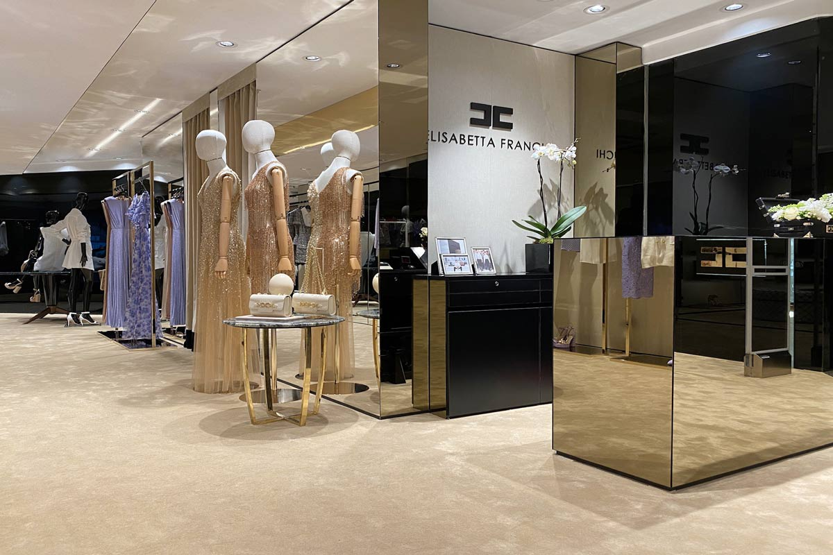 Elisabetta Franchi nuova apertura boutique a Montecarlo Life&People Magazine LifeandPeople.it