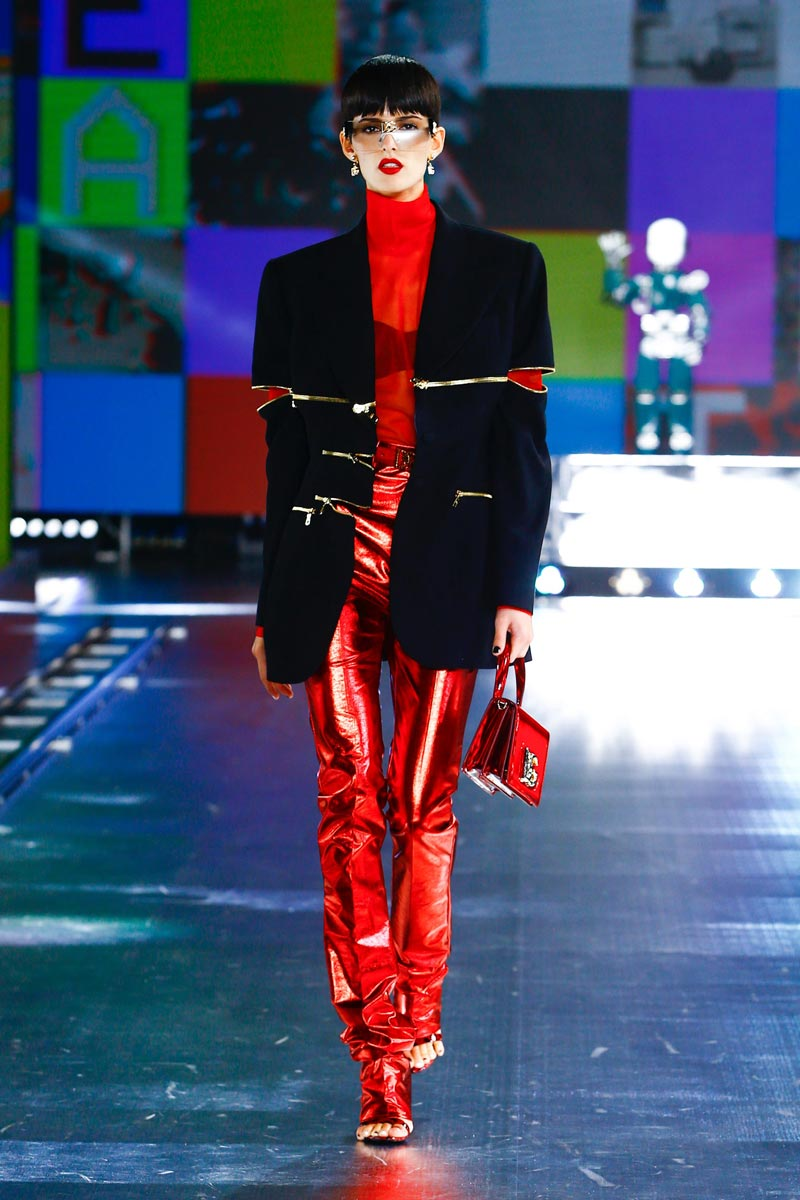 Dolce e Gabbana donna ai 2021 Life&People Magazine LifeandPeople.it