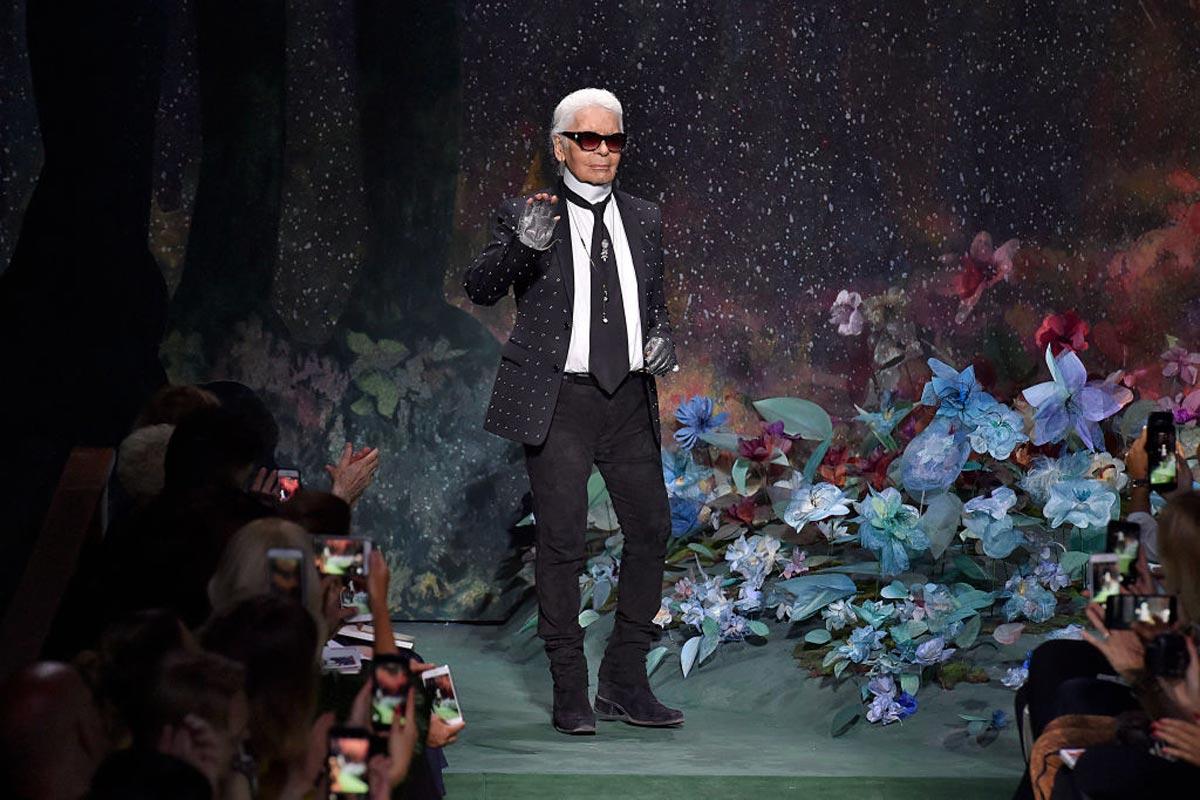 Karl Lagerfeld Kaiser della moda Life&People Magazine LifeandPeople.it